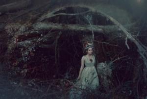 Смесь тайны и красоты в фотографиях Алих Мишель