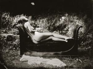 Мокроколлодионные фотографии в визуальном интервью с Эриком Антуаном