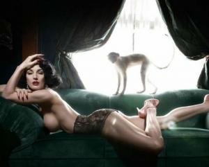 «Королева бурлеска» – Дита фон Тиз