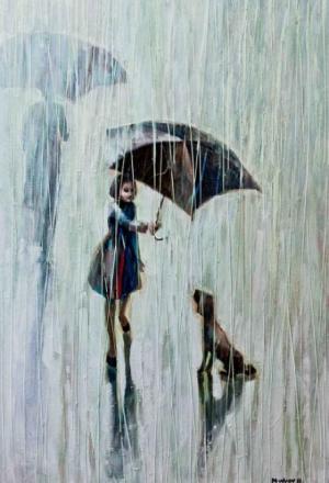 Картины дождя от Игоря Мудрова