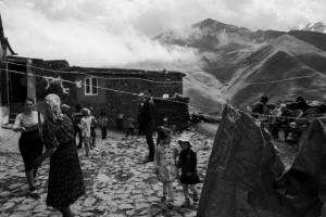 Фотодневник израильского фоторепортёра, поехавшего искать дух Азербайджана