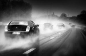Чёрно-белые фотографии Марка Аперса