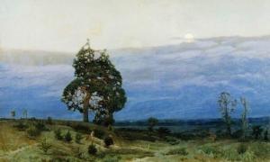 Мастер живописи Аполлинарий Васнецов (140 картин)