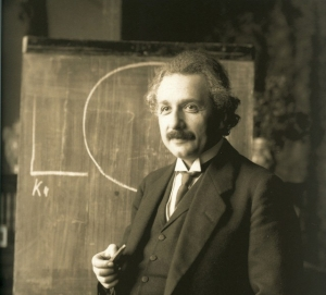 Устами гения: аудиозапись Альберта Эйнштейна, читающего «Общий язык науки»