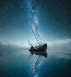 Вдохновляющие ночные фотографии финского фотографа Микко Лагерстедта
