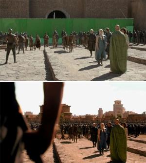 Любимые фильмы до и после применения визуальных эффектов