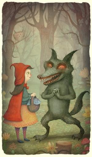 Оригинальные иллюстрации от Владимира Станковича (Vladimir Stankovic)
