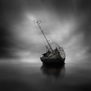 Эфирные и призрачные фотографии Даррена Мура