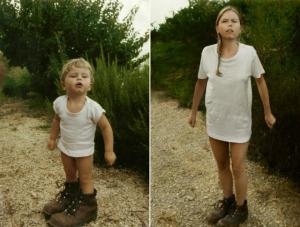 «Назад в будущее» - полный ностальгии фотопроект Ирины Вернинг