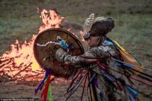 Как становятся шаманами у разных народов