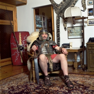 Придуманные миры польских реконструкторов в фотопроекте «Воины»