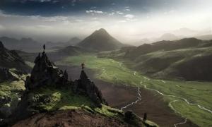 Природа, похожая на сказку в пейзажных фотографиях Макса Райва