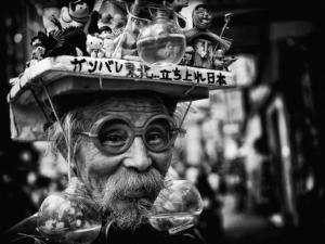 Дух японской столицы в уличных фотографиях Тацуо Сузуки
