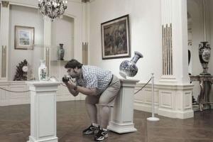 30 самых смешных и экстремальных позиций для смелых фотографов