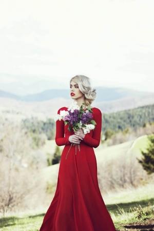 Изысканная портретная фотография от Йованы Рикало