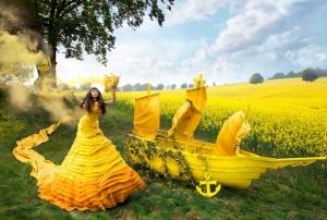 Удивительный мир фантазии Кирсти Митчелл