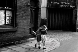 Улицами прежнего Лондона. Фотограф Колин О'Брайен