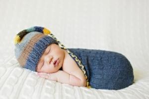 Чудесные портреты новорожденных детей от Алисии Гулд (Alicia Gould)