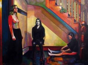 Картины Каталины Виеджо Лопес де Рода (Catalina Viejo Lopez de Roda)
