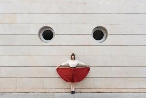 Дуэт фотографов путешествует по миру и снимает креативные архитектурные портреты