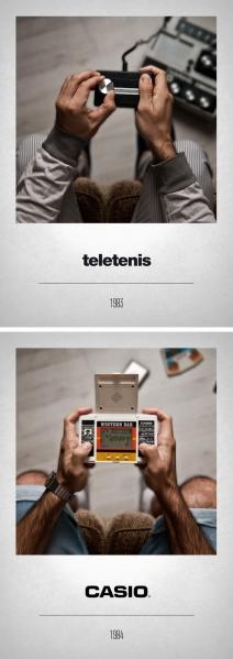 Как эволюционировали игровые манипуляторы с 1983 - ностальгический фотопроект