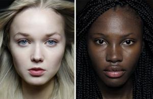 Масштабный фотопроект о том, что у красоты нет национальности