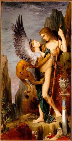 О главной греческой трагедии: кем был царь Эдип и что с ним произошло на самом деле