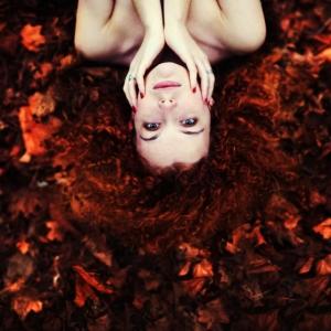 Таинственные и сюрреалистические художественные фотографии Сары Энн Лорет