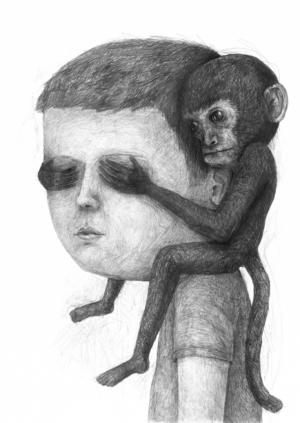 Символические рисунки Стефана Зсайцица