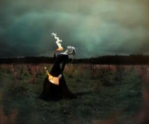Мистические и потусторонние портреты от Киндры Николь (Kindra Nikole)