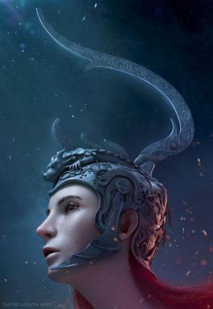 Иллюстрации от David Lojaya
