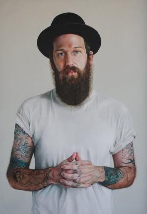 Портреты лондонского художника Алана Коулсона
