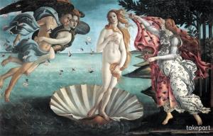 Фотошоп для Ренессанса - современные стандарты красоты в классических картинах