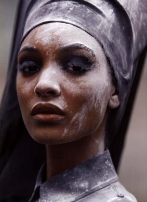 Фотограф Ханс Фойер: «Я хочу показать свободную женщину, которая ничего не боится»