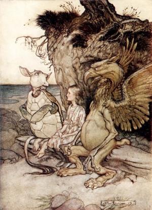 Артур Рэкхем – один из лучших художников «золотого века» британской книжной иллюстрации