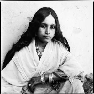 Портреты алжирских женщин времен антиколониальной войны от Марка Гаранджера (Marc Garanger)