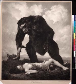 Варварский сюрреализм фотографа-антихриста Уильяма Мортенсена