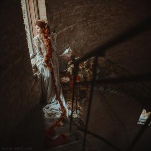 Вдохновляющие художественные портреты Аниты Анти