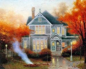 5 художников, которые в своих картинах показали всю красоту и пленительную магию осени