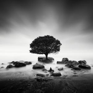 30 черно-белых фотографий тишины