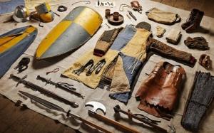 Как изменилась боевая экипировка солдат за 1000 лет - увлекательный исторический фотопроект