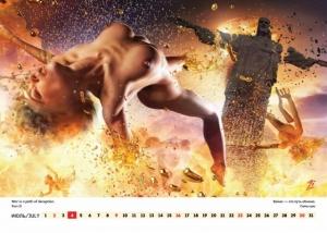 «Апокалипсис завтра»: эротический календарь против ядерной войны