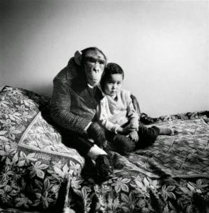 Портреты заключённых и цирковых артистов в проектах израильского фотографа Михаль Челбин