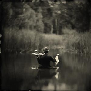 Содержательные мокроколлодионные фотографии Алекса Тиммерманса