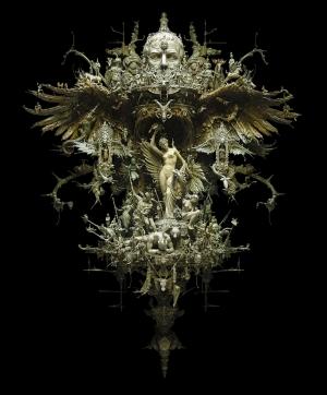 Грандиозные скульптуры Криса Кукси