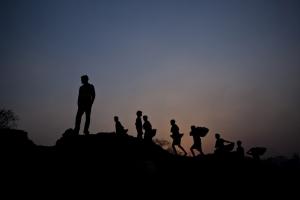 Подземный ад в угольных шахтах Индии