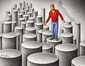 Невероятные 3D рисунки Бена Гейне