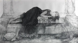 Рисунки Кристины Петерсон