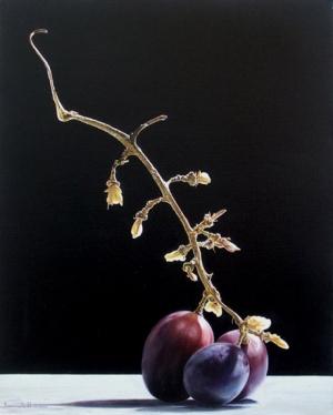 Реалистичные натюрморты на холстах Эмануэле Дасканио (Emanuele Dascanio)