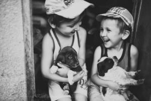 Детская фотография Елены Громовой (Elena Gromova) - искреннее искусство